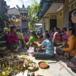 Isabelle Redemption Balinese Routine family wedding